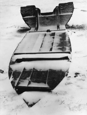 Essence of a Boat, Lanesville, Massachusetts 1967