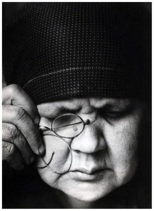 Alexander Rodchenko. (La luz difusa de este retrato de la madre del autor es una clave importante)