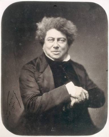 Alejandro Dumas. Nadar