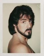 Sylvester Stallone, Polaroid, Andy Warhol