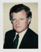 Ted Kennedy, Polaroid, Andy Warhol