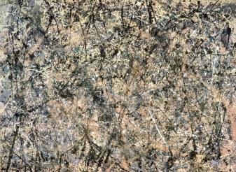 Lavender Mist. Jackson Pollock. 1950