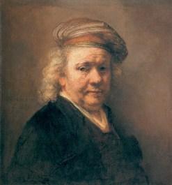 Rembrandt. 1669