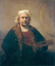Rembrandt. Ca. 1665-1669