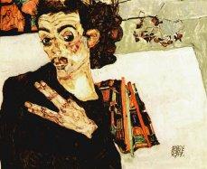 Egon Schiele. 1911