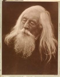 Charles Hay Cameron, fotografiado por su esposa. (1871)