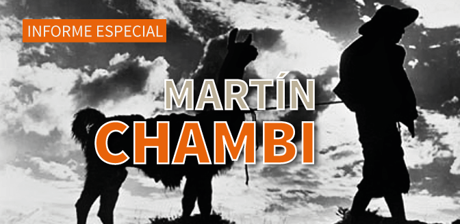 Martín Chambi: fotografía indígena vs. fotografía indigenista