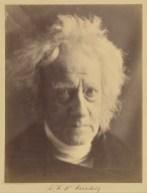 "Julia Margaret Cameron."" Sir John Herschel"""