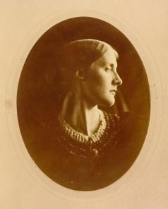 Julia Margaret Cameron. Mrs. Herbert Duckworth. (Retrato, 1867)
