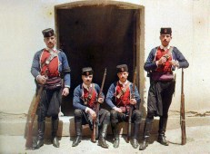 The First Color Photographs of Greece, 1913 (5)