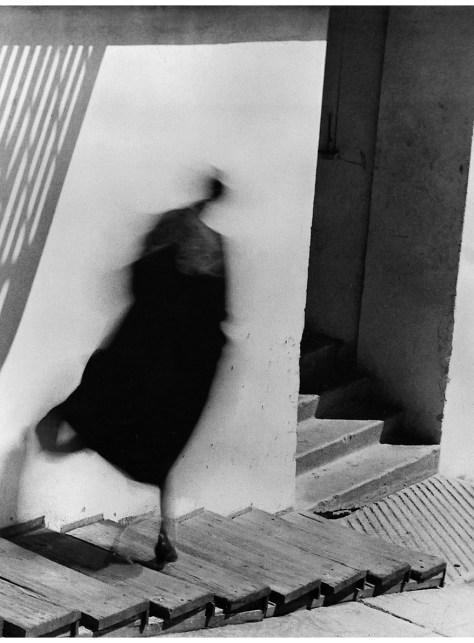 "Minor White, ""Movement Studies Number 56″ (1949)"