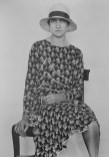 Tina Modotti. Antonieta Rivas Mercado, retrato. (1929)