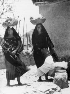 Tina Modotti. Mujeres de Tehuantepec. (1929)
