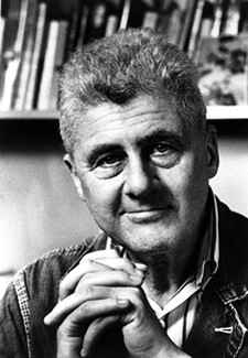 Howard Nemerov, hermano mayor de Diane