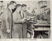 Bartlane y su máquina para transportar imágenes electrónicas