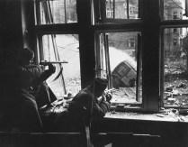 Breslau, Germany March 1945. Photo by Dmitri Baltermants.