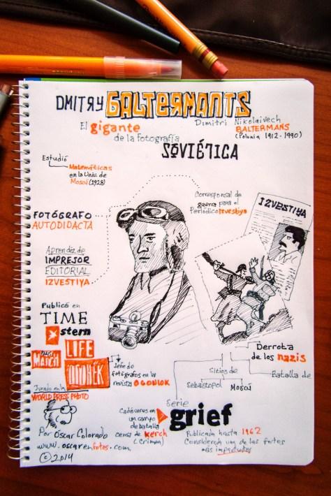 Biografía Dimitri Baltermants