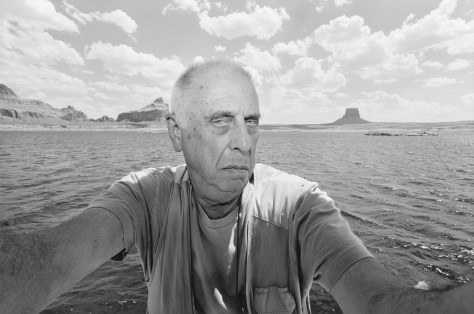 Lee Friedlander. Lake Powell, 2009