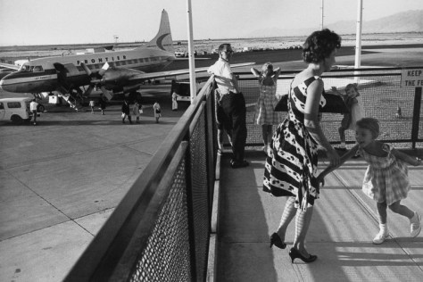 Garry_Winogrand_Salt Lake City Municipal Airport, Utah, 1964_b_55