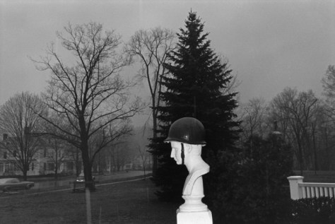 Lee Friedlander. Brattleboro, Vt., 1972