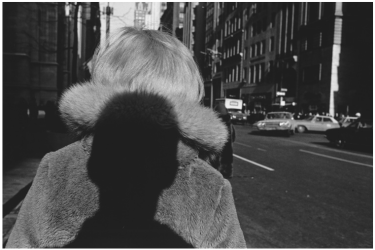 Lee Friedlander. New York City, 1966