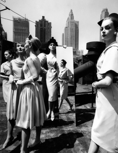 NYC fashion © William Klein