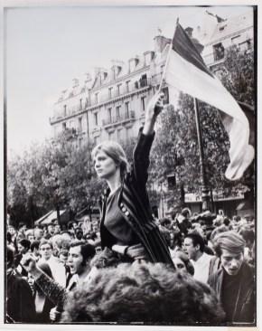 Barricadas en París