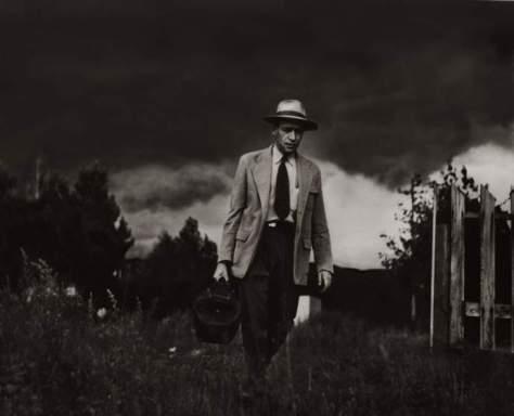 Ernest Ciriani, el héroe en el Foto Ensayo de