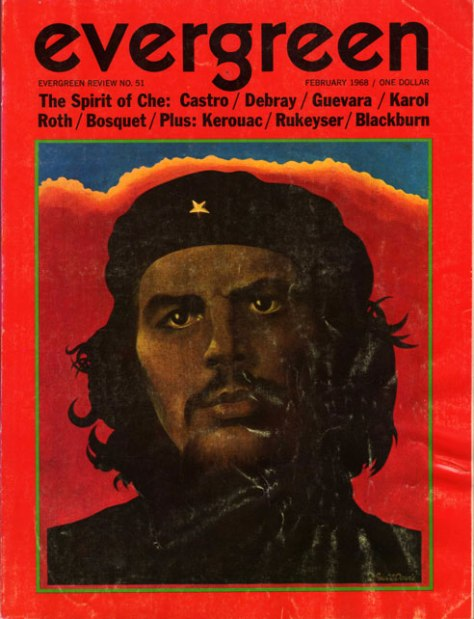 evergreen_review_paul_davis_che_guevara