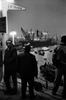 CHILE. Valparaiso. Harbour. 1963.