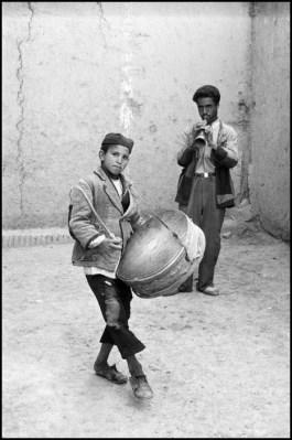 IRAN. Isfahan. 1956.
