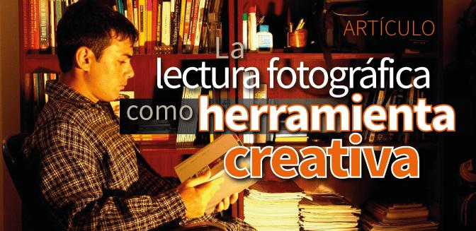 La lectura fotográfica como herramienta creativa