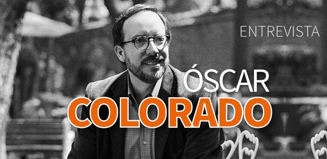 Entrevista a Óscar Colorado en «Saber de ti»