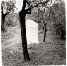Francesca Woodman, Untitled, Antella, 1977-89