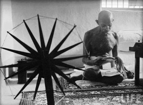 Margaret Bourke-White. Delhi, India, 1946.