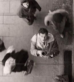 Peter Keetman (Autorretrato) 1950