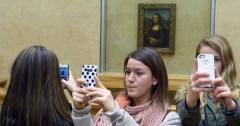 Mona Lisa Selfies