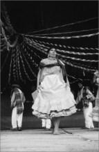 Pueblo indígena chatino Santa Catarina Juquila, Santa Catarina Juquila, Oaxaca Autor no identificado, 1981 Fototeca Nacho López, CDI