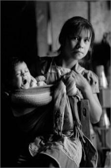 ueblo indígena chuj La Independencia, San José Independencia, Chiapas Lorenzo Armendáriz, 1990 Fototeca Nacho López, CDI