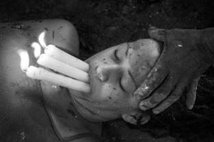 VENEZUELA. María Lionza rituals.