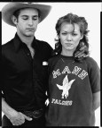 Russell Laird and Tammy Baker, Sweetwater, Texas, 1979