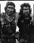 Lance Barron and Mel Pyeatt, Reliance, Wyoming, 1979