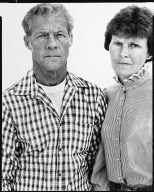 Roy and Judy Gustavson, Butte, Montana, 1983