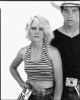 Heidi Hamilton and Gordy Bray, Douglas, Wyoming, 1981