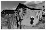 MEXICO. 1994. La Batea. Zacatecas. Mennonite.