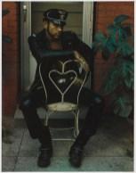 Marie Cosindas (b. 1925); Fernando, Key West; 1966; Dye diffusion print (Polaroid); Collection of the artist