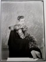 Nancy Cunard por Man Ray