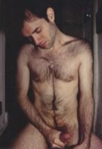 Bobby se masturba. New York City. 1980