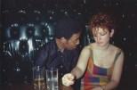 Buzz y Nan en el Afterhours. New York City. 1980