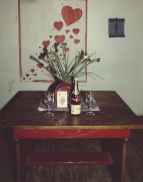día de San Valentín. New York City. 1983